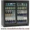 Armário Refrigerado para Garrafas, 196 Lts - Refª 100161
