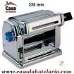 Laminadora de Massa Motorizada 220 mm (transporte incluído) - Refª 100204
