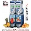 Dispensador de Sumos Granizados 2x 10 Litros - Refª 100258