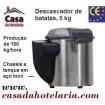 Descascador de Batatas Automático 5 Kg, Produção de 150 kg/hora - Refª 100531
