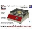 Fogão a Gás de Bancada Monolume, 5 kW - Refª 101602