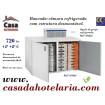 Bancada - Câmara Refrigerada Desmontável, 720 Litros - Refª 101623