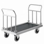 Carro de Pega Dupla para Transporte de Malas e Bagagens - Refª 100813