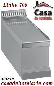 Elemento Neutro com Superfície Lisa da Linha 700 - Versão com 200 mm de Largura (transporte incluído) - Refª 100132