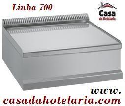 Elemento Neutro com Superfície Lisa da Linha 700 - Versão com 700 mm de Largura (transporte incluído) - Refª 100134