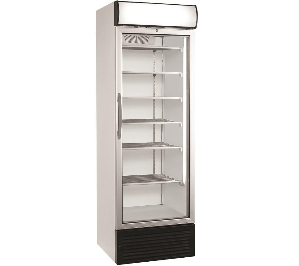 Armário Refrigerado Expositor Ventilado de 500 Litros, +2º +10º C (transporte incluído) - Refª 100211