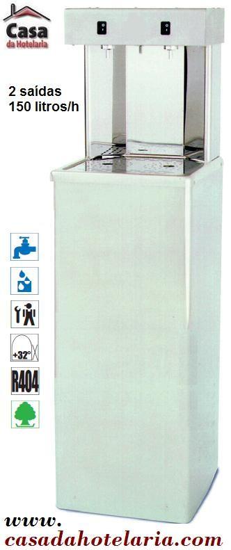 Torre de Água Refrigerada com 2 Saídas (transporte incluído) - Refª 100226