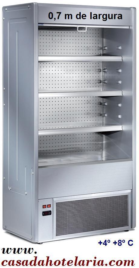 Armário Mural Refrigerado com 0,7 m de Largura (transporte incluído) - Refª 100253