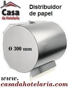 Distribuidor de Papel de Fixação na Parede Ø 300x320 mm - Refª 100279
