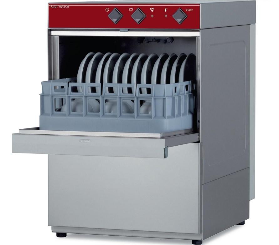 Máquina de Lavar Copos 350x350 mm (transporte incluído) - Refª 101273