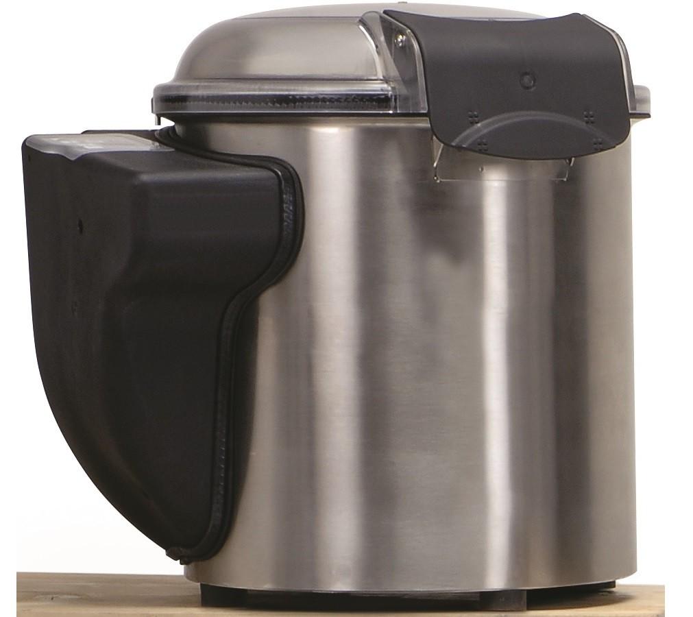 Descascador de Batatas Automático Industrial com Capacidade para 5 Kg, Produção de 150 kg/hora, 270 rpm, ciclo 60-90 seg (transporte incluído) - Refª 100531