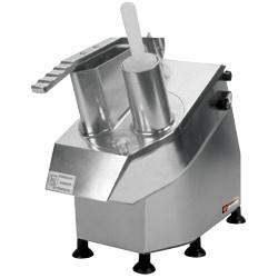 Cortadora de Vegetais em Alumínio + Inox, Produção de 100 a 300 kg/h (transporte incluído) - Refª 100497