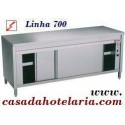 Armário Ventilado Aquecido de 1,6 m da Linha 700 (transporte incluído) - Refª 100172