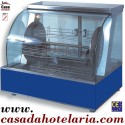 Forno Eléctrico Rotativo com Painel de Vidro Curvo Atérmico (transporte incluído) - Refª 100333