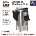 Máquina para Limpeza de Mexilhões 10 Kg, Produção 150 Kg/h (transporte incluído) - Refª 100626