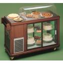 Carro Refrigerado para Sobremesas (transporte incluído) - Refª 101084