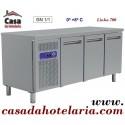 Bancada Refrigerada GN 1/1 de 405 Litros da Linha 700 (transporte incluído) - Refª 101452