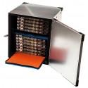 Caixa para Entrega de Pizzas ø 40 cm de Fixação à Moto (transporte incluído) - Refª 102027