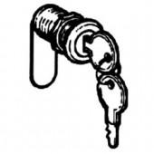 Fechadura para Bancada - Refª 101159