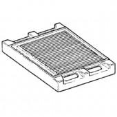 Placa Canelada para 1 Queimador (transporte incluído) - Refª 100737