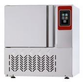 Abatedor de Temperatura Industrial de Ultracongelação com 3 Níveis GN 1/1, Controle Táctil, +70º +3º C para 12 kg ou +70º -18º C para 8kg (transporte incluído) - Refª 101892