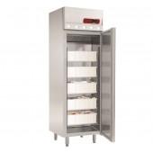 Armário Refrigerado Industrial em Aço Inoxidável para Peixe, Frigorífico com 400 Litros, Refrigeração de 0º + 5º C (transporte incluído) - Refª 100194