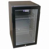 Minibar com Porta de Vidro, 52 Litros, Monofásico (transporte incluído) - Refª 100773