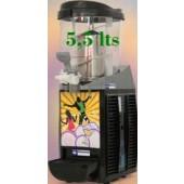 Dispensador de Sumos Granizados 5,5 Litros (transporte incluído) - Refª 101254