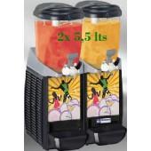 Dispensador de Sumos Granizados 11 Litros (transporte incluído) - Refª 101255