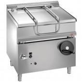 Fritadeira Basculante a Gás de 50 Litros da Linha 700 (transporte incluído) - Refª 100122