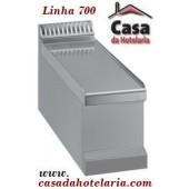Elemento Neutro com Superfície Lisa da Linha 700 - Versão com 100 mm de Largura (transporte incluído) - Refª 100131