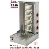 Grelhador Eléctrico Giratório Kebab, 40 a 55 kg (transporte incluído) - Refª 100178
