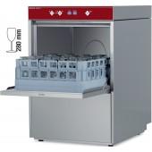 Máquina Lavar Copos 400x400 mm Monofásica, Controlo Electrónico, HACCP (transporte incluído) - Refª 100196