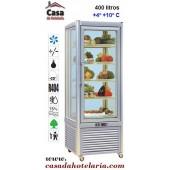 Vitrina Refrigerada de 400 Litros de 5 Níveis (transporte incluído) - Refª 100231