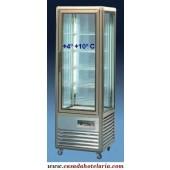 Vitrina Refrigerada para Pastelaria de 350 Litros com 5 Prateleiras (transporte incluído) - Refª 100260