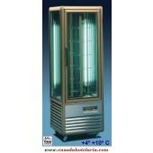 Vitrina Refrigerada para Pastelaria de 350 Litros com 6 Placas Giratórias (transporte incluído) - Refª 100265