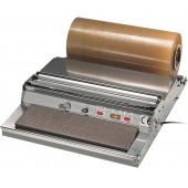 Máquina para Embalar com Corpo em Aço Inoxidável para Filme com 400 mm de Largura (transporte incluído) - Refª 100294