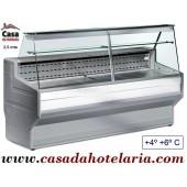 Balcão Refrigerado com 2,5 m e Compartimento de Reserva de 287 Litros (transporte incluído) - Refª 100317