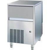 Máquina Fabricador de Gelo Granulado, Produção de 113 kg/24h com Reserva de 30 kg, Condensação Ar (transporte incluído) - Refª 100320