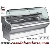 Balcão Refrigerado com 2,0 m e Compartimento de Reserva de 260 Litros (transporte incluído) - Refª 100327