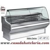 Balcão Refrigerado com 2,5 m e Compartimento de Reserva de 330 Litros (transporte incluído) - Refª 100346