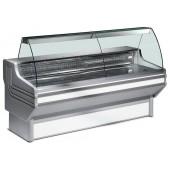 Balcão Refrigerado com 2,5 metros de Largura e Compartimento de Reserva de 330 Litros, +4º +6º C (transporte incluído) - Refª 100346