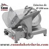 Fiambreira / Cortadora Profissional com Lâmina de Ø 350 mm (transporte incluído) - Refª 100486