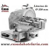 Fiambreira, Cortadora Profissional com Lâmina de Ø 350 mm (transporte incluído) - Refª 100487