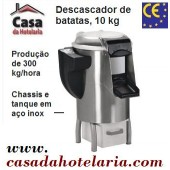 Descascador de Batatas Automático 10 Kg, Produção de 300 kg/hora (transporte incluído) - Refª 100532