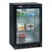 Armário Refrigerado para Garrafas Ventilado com Porta de Vidro Duplo, 122 Litros, Temperatura +2º +10º C (transporte incluído) - Refª 100753