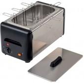 Cozedor de Ovos Monofásico com Cestas para 6 Unidades (transporte incluído) - Refª 100765
