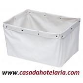 Saco de Linho para Revestimento de Carro-Cesto - Refª 100804