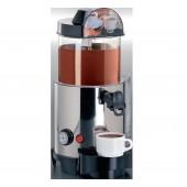 Distribuidor de Bebidas Quentes Monofásico 5 Litros, Especial para Chocolate Quente, 900 Watt (transporte incluído) - Refª 100861