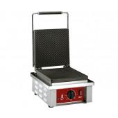 Máquina de Waffles para Cones de Gelados, Potência de 1600 Watts, 0º a +300º C (transporte incluído) - Refª 101178